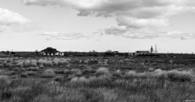 New Mexico, abandoned ranch, archiecture, old buildings, ranch