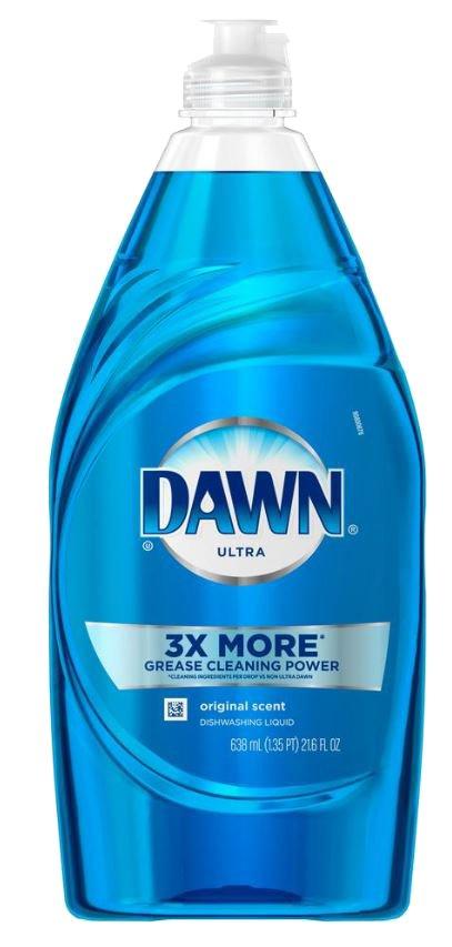 Dawn dishsoap