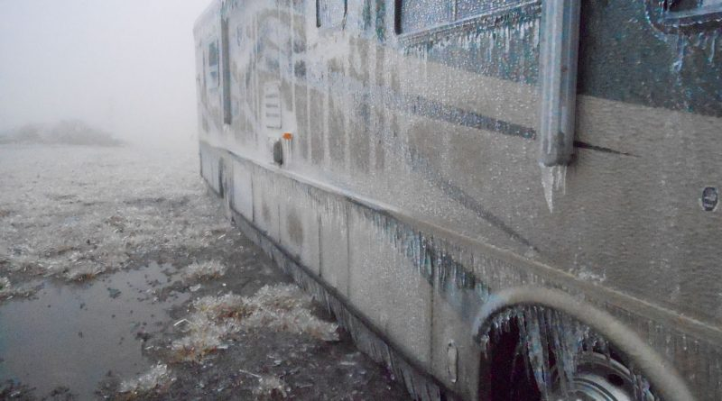 Winter Maintenance on your RV… do you do it?